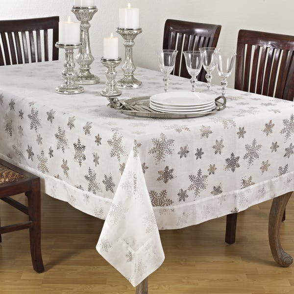 Table Cloths three